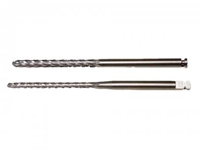 Kariesbohrer - Länge 50 mm, mit RA Winkelstückanschluss