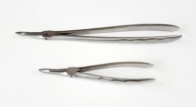 Wolfzahnzange spezial, schlank, 31 cm