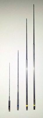 Hochflexible Ni-Titan Feilen für die Endodontie - Länge: 120 mm
