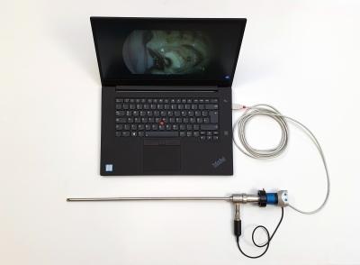 M-CAM-HD, Hochauflösende Endoskopkamera mit Fix Focus Adapter