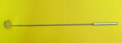 Spiegel 3 cm mit Griff, austauschbarer Spiegelkopf