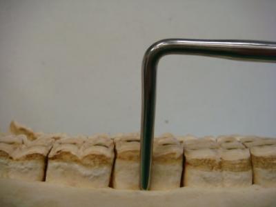 Dental Pick Set 4 Stk. verfügbar in 3 Längen (4, 6, 8 cm)