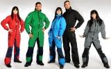 Overall Coldy - für die kalten Wintertage bei Temperaturen unter 0 °C