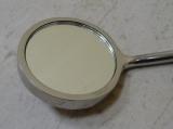Ersatzglas für Dentalspiegel, 4 cm