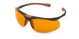 Schutzbrille zum Einsatz mit Härtungslampe / Polymerisationslampe