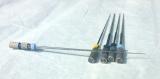 Hochflexible Ni-Titan Feilen für die Endodontie - Handfeilen - Länge: 60 mm