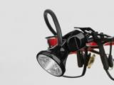 Helios HL 100 Universal Brillenclip für Brillenträger